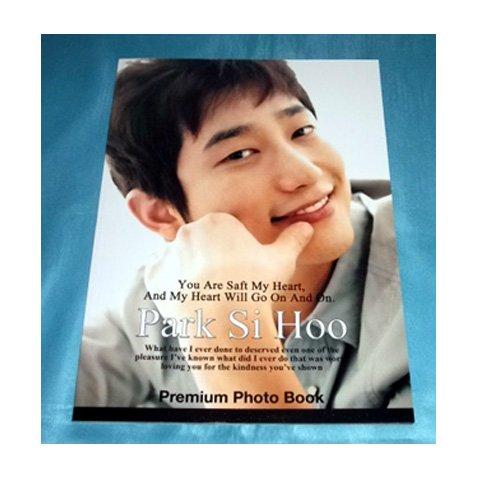 パク・シフ Premium Photo book 写真集(A4サイズ) 1001