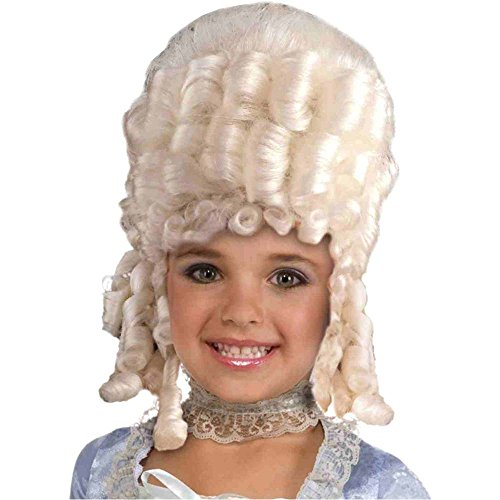 Marie Antoinette Kids Wig - One Size