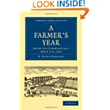 A Farmer's Year: Being his Commonplace Book for 1898 (Cambridge Library Collection - British and Irish History...