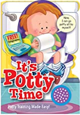 It's Potty Time - Boys