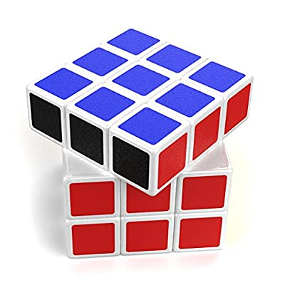 ActionPie rubiks cube 3x3x3 Speed Smooth Magic Cube Puzzle Cube from ActionPie