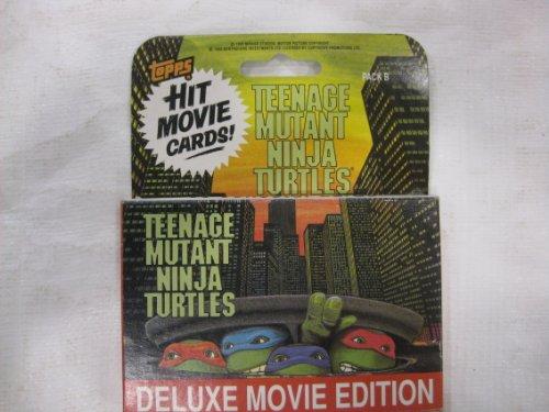 1990 Topps Ninja Turtles Factory Set - 1
