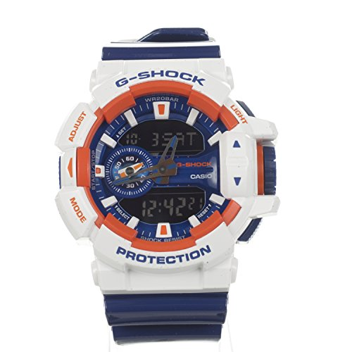 Casio G-Shock azy Colors Series Blue Dial Quartz Men's Watch GA400CS-7A