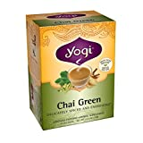Yogi Teas Chai Green Tea Bags, 16 Count