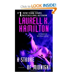 A Stroke of Midnight (Meredith Gentry, Book 4) by Laurell K. Hamilton