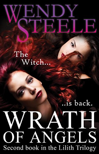 Wrath of Angels (The Lilith Trilogy Book 2)
