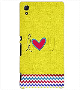 PrintDhaba Quote D-3921 Back Case Cover for SONY XPERIA Z4 (Multi-Coloured)