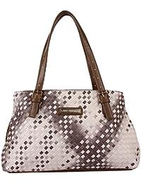 Lino Perros Women's Handbag (Brown) - B00U18KONE