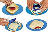 Affordable Sandwich Sealer n Decruster (color May Vary)