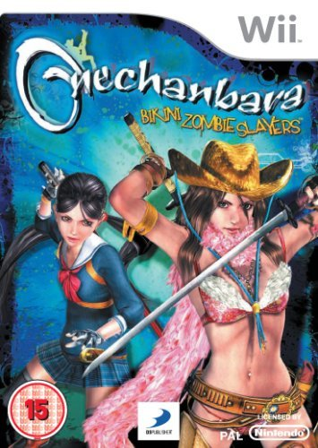 Onechanbara - Bikini Zombie Slayers (Wii) by D3 PUBLISHER