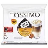 TASSIMO Carte Noire Latte Macchiato Caramel 16 T DISCs - Pack of 5