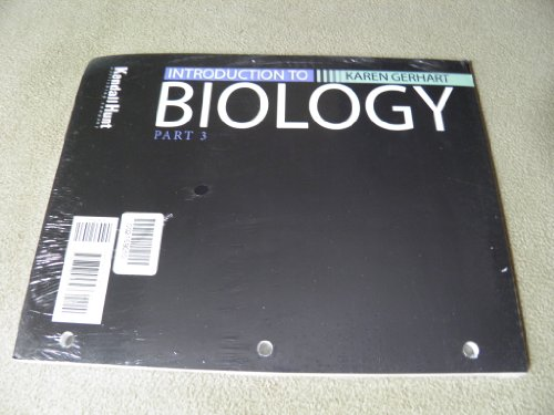 INTRODUCTION TO BIOLOGY, PART 3