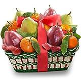 Golden State Fruit Holiday Fruit Festival Christmas Basket