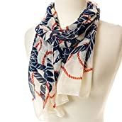Anchor Rope Scarf