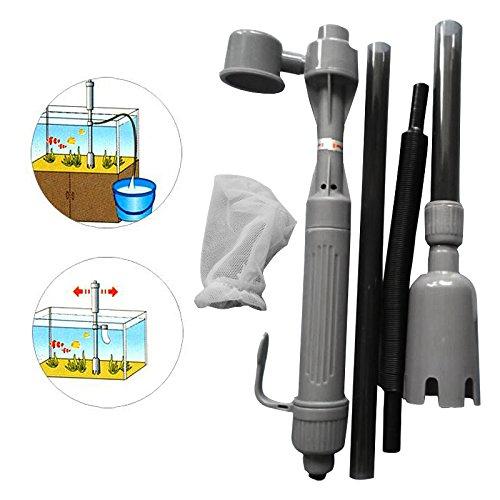 hrph-aquarium-auto-electric-battery-syphon-siphon-fish-tank-vacuum-gravel-water-filter-cleaner-washe