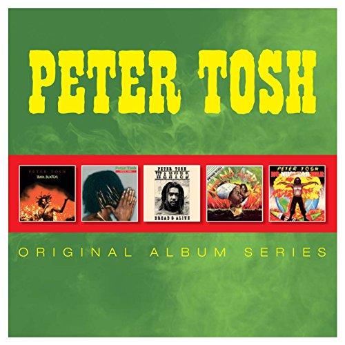 Peter Tosh - Original Album Series -  Peter Tosh - Zortam Music