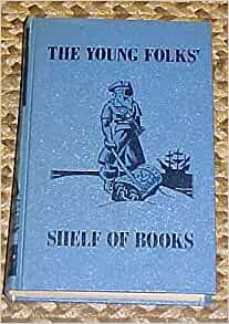The young folks shelf of books