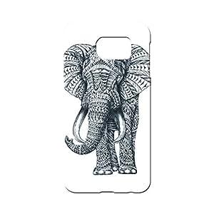 BLUEDIO Designer 3D Printed Back case cover for Samsung Galaxy S6 Edge Plus - G4343