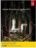 Adobe Photoshop Lightroom 5 Student and Teacher Edition - Win [Download]