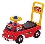 Fireman Sam Jupiter Ride On