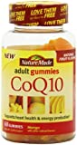 Nature Made CoQ10 Adult Gummies, 60 Count
