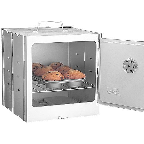 New! Coleman Portable Kitchen Enclosed Camp Oven W/ Adjustable Rack | 2000016462