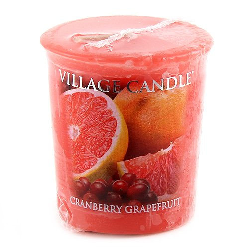 Village Candle Bougie 106102328, rose