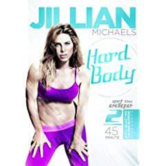 Jillian Michaels Hard Body