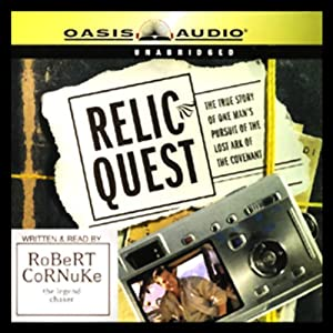 Relic Quest Audiobook