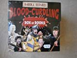 Horrible Histories Blood Curdling Box of Books (20 books) Deary Terry