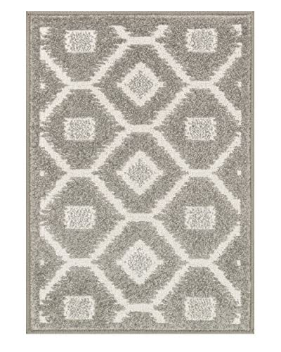Loloi Rugs Terrace Indoor/Outdoor Rug  [Ivory/Grey]