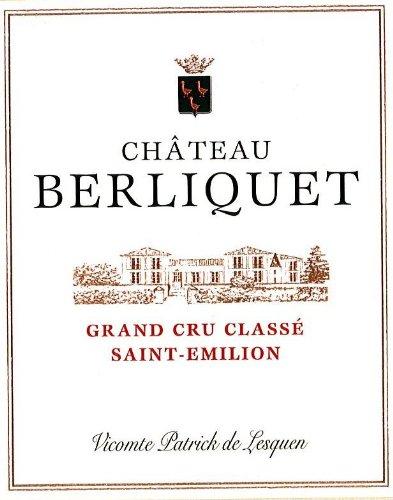 2004 Château Berliquet Saint-Émilion Grand Cru 1.5 L