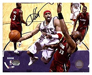 Vince Carter New Jersey Nets Signed Autographed 8x10 Photo