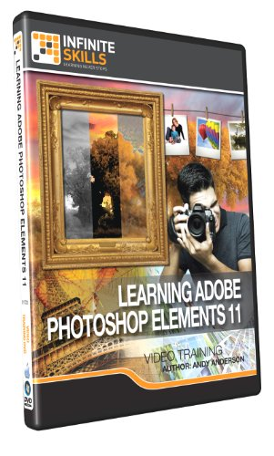 InfiniteSkills - Adobe Photoshop Elements 11 Training DVD