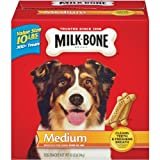 Milk-Bone Original Dog Biscuits - for Medium-sized Dogs, 10-Pound