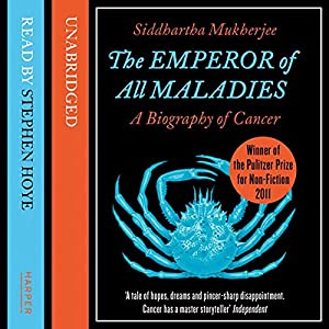 The Emperor of All Maladies Audiobook