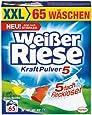 Weißer Riese KraftPulver, 1er Pack (1 x 65 Waschladung)