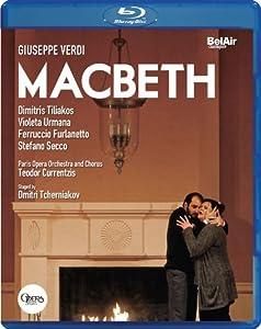 Verdi Macbeth Urmana Orchestre Et Choeurs De L Opra National De Pariscurrentzis Blu-ray 2011 by BelAir Classiques