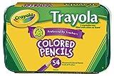 Crayola 54ct Trayola Colored Pencils