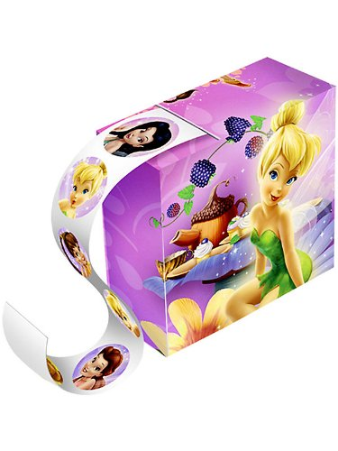 Tinkerbell Tiny Sweet Treats Sticker Box (Set of 4) - 1