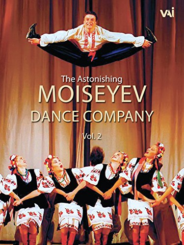 Moiseyev Dance Company Vol 2 on Amazon Prime Instant Video UK