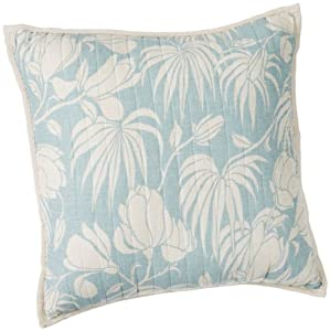 Tommy Bahama Decorative Bed Pillows : Amazon.com - Tommy Bahama Plantation Print Decorative Pillow, Aqua - Throw Pillows