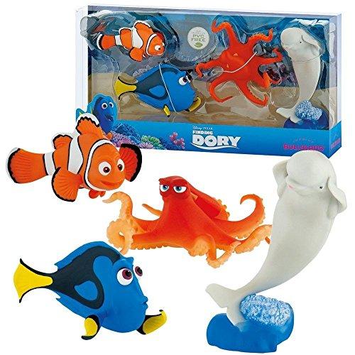 Disney Finding Dory Nemo - Gift Box - 4 Figure di Gioco