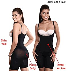 Total Compression Body Shaper Vedette 705