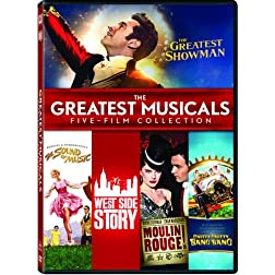Greatest Musical Bs Dvd