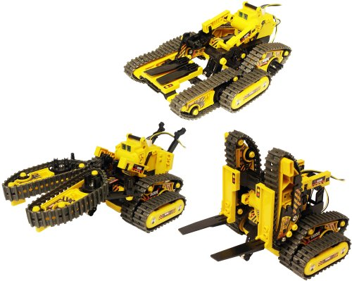 OWI-536 All Terrain 3-in-1 RC Robot Kit - ATR (Rc Robotics compare prices)