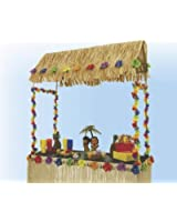 Tabletop Tiki Hut 55 Inches X 22 Inches X 56 Inches