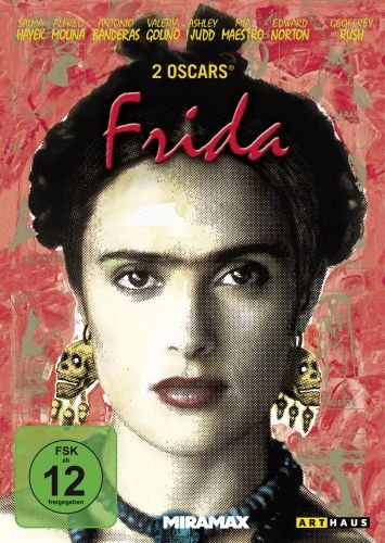 Frida [Alemania] [DVD]