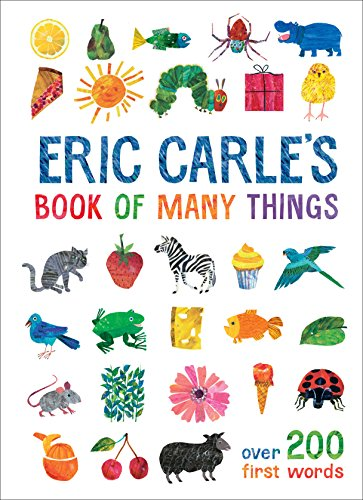 Eric Carles Book of Many Things (The World of Eric Carle) [Carle, Eric] (Tapa Dura)