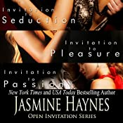 Open Invitation: 3-book Bundle | [Jasmine Haynes]